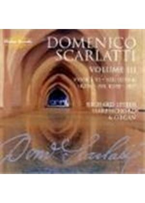 Scarlatti: (The) Complete Sonatas, Vol 3