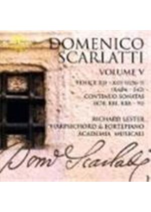Scarlatti: (The) Complete Sonatas, Vol 5