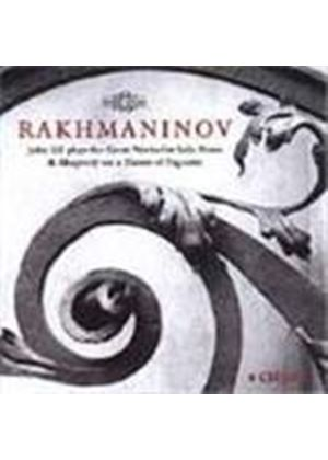 Rachmaninov - Piano Sonatas Nos 1 & 2; Rhapsody on a Theme of Paganini