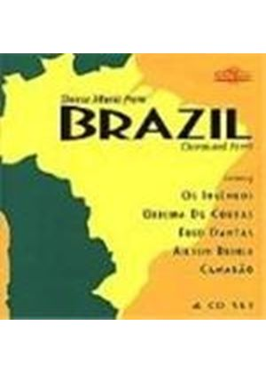 Various Artists - Brazil - Dance Music From Brazil (Choros & Forro)