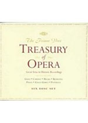 Various Artists - The Prima Voce Treasury Of Opera (Music CD)