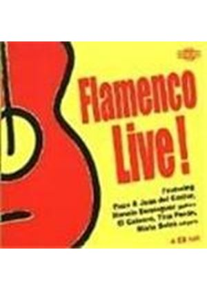 Various Artists - Spain - Flamenco Live