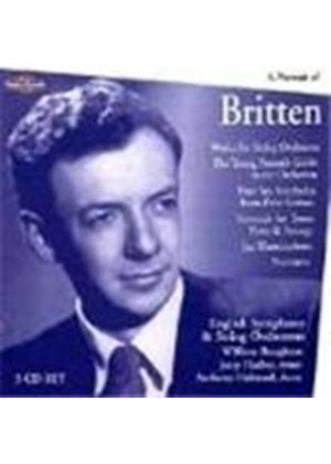 (A) Portrait of Britten
