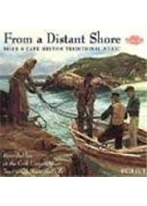 Various Artists - From A Distant Shore (Traditional Irish And Cape Breton Music)