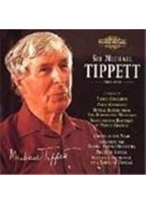 Sir Michael Tippett - The Nimbus Recordings