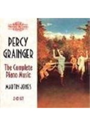 Percy Grainger: Complete Piano Works