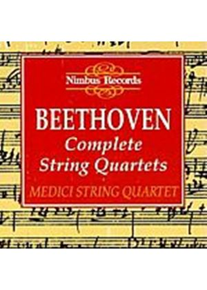 Medici String Quartet/Beethoven - String Quartets (Cpte) (Music CD)