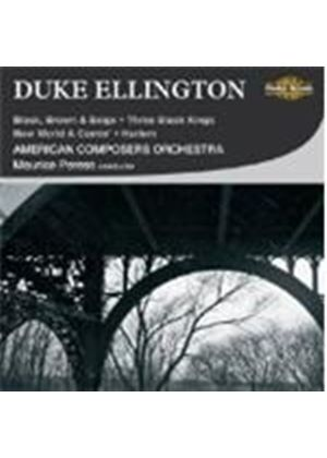 Duke Ellington - Four Symphonic Works (Peress, American Composers Orch.)