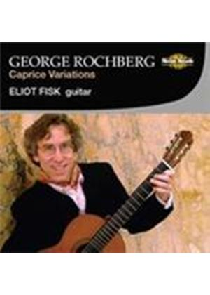 Rochberg: Caprice Variations (Music CD)