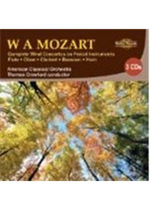 Mozart: Conplete Wind Concertos (Music CD)
