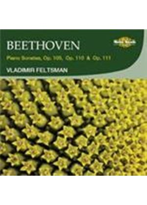 Beethoven: Piano Sonatas (Music CD)