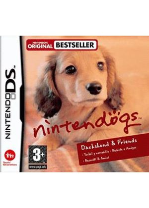 Nintendogs Miniature Dachshund & Friends (Nintendo DS)