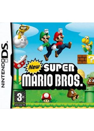 New Super Mario Brothers (Nintendo DS)