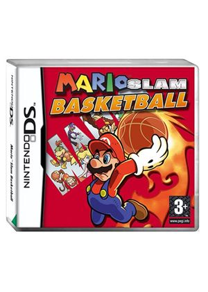 Mario Slam Basketball (Nintendo DS)
