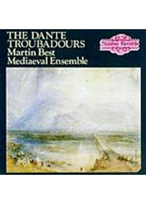 Various Composers - The Dante Troubadours (Best) (Music CD)