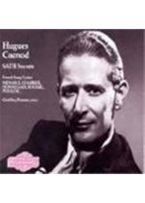 Hugues Cuénod sings French songs