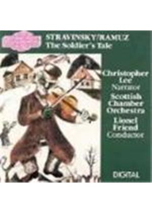 Stravinsky: (The) Soldier\'s Tale
