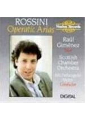 Rossini: Opera Arias