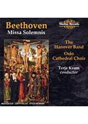 Ludwig Van Beethoven - Missa Solemnis (The Hanover Band, Oslo Cathedral Choir) (Music CD)
