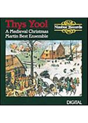 Various Composers - Thys Yool - A Medieval Christmas (Best) (Music CD)