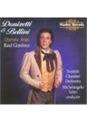 Donizetti/Bellini - Operatic Arias (Gimenez, Scottish CO) (Music CD)