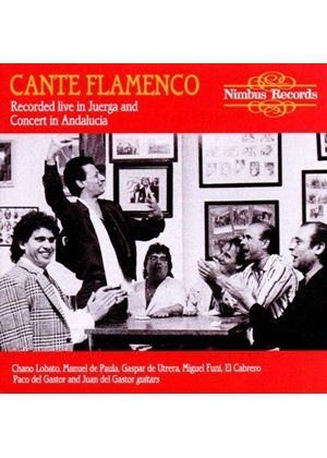 Various Artists - CANTE FLAMENCO