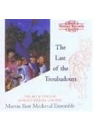 Guiraut Riquier - (The) Last of the Troubadours