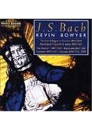Bach: Organ Works, Vol. 1