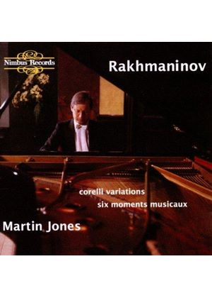 Rachmaninov: Piano Works and Transcriptions