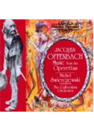 Offenbach - MUSIC FROM THE OPERETTAS