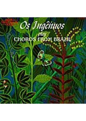 Os Ingenuos - Choros From Brazil (Music CD)