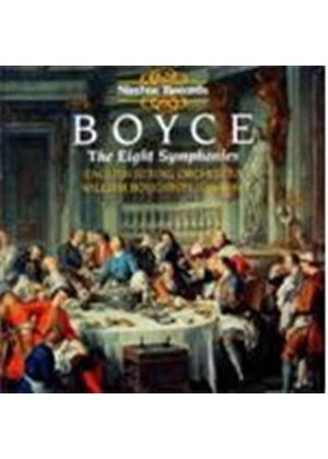 BOYCE - EIGHT SYMPHONIES