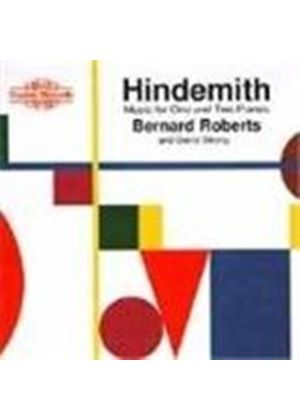 Hindemith: Sonatas for One and Two Pianos