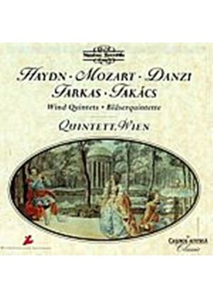 Various Composers - Quintett.Wien (Music CD)