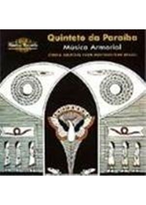 Musica Armorial: String Quintets from Brazil