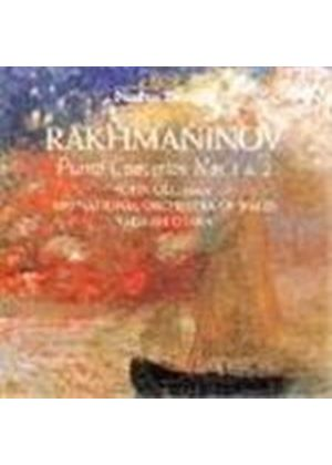 Rachmaninov: Piano Concertos Nos 1 and 2