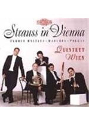 Strauss in Vienna