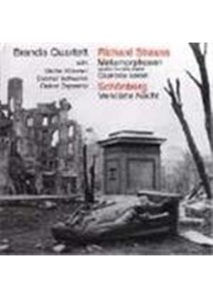 Schoenberg & R. Strauss: Works for Strings