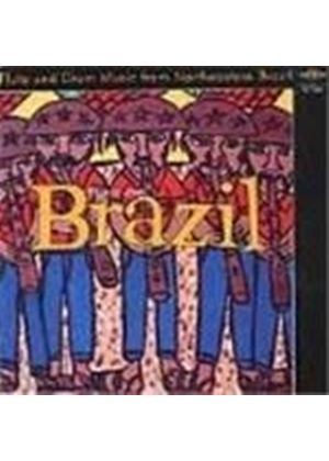 Joao Do Pife & The Banda De Pifanos Dois Irmaos - Flutes From Brazil (Flute & Drum Music From NE Brazil)