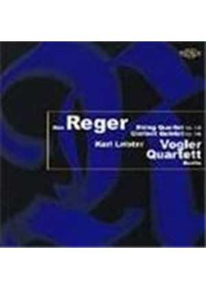 Reger - Chamber Pieces