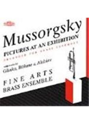 Alabiev; Böhme; Glinka; Mussorgsky: Works for Brass Ensemble