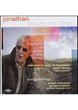 Jonathan Harvey - Madonna Of Winter And Spring (Nether Rad Phil, Benjamin) (Music CD)