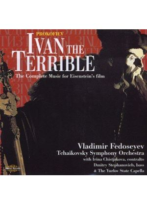 Tchaikovsky Symphony Orchestra - Ivan The Terrible
