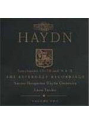 Haydn: Symphonies Nos. 21 to 39, 'A' and 'B'