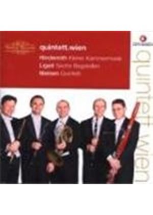 Hindemith; Ligeti; Nielsen: Wind Quintets