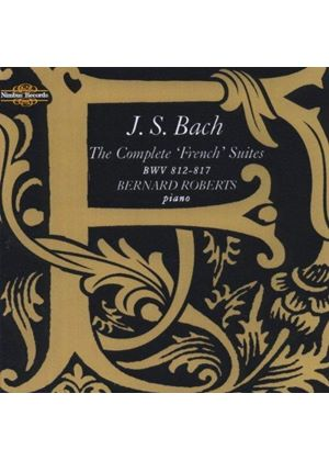 Bach: French Suites, BW V812-817