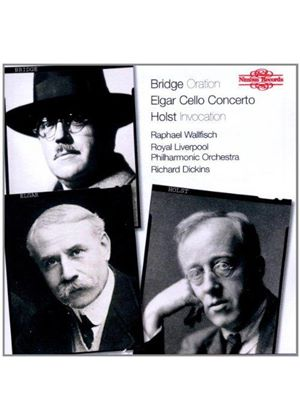 Bridge; Elgar; Holst: Works for Cello and Orchestra