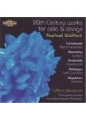 Various Composers - 20th Century Works For Cello And Strings (Boughton) (Music CD)