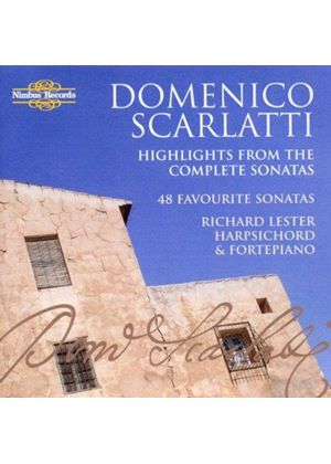 Domenico Scarlatti - Highlights From The Complete Sonatas (Lester)