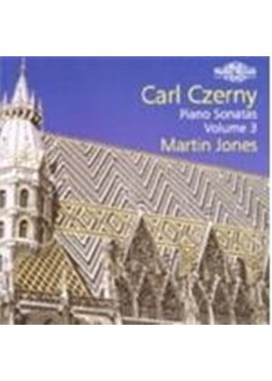 Carl Czerny: Piano Sonatas, Vol. 3 (Music CD)